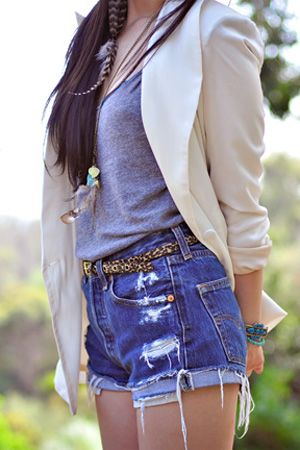 This Is How 7 Editors DIY Denim Cutoffs (Serious Summer Wardrobe Inspo Ahead!) | TeenVogue.com