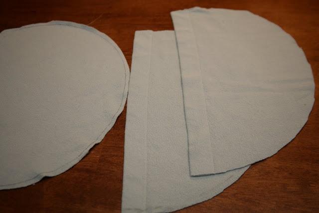 Round Envelope Pillow Cover Gonna Make It Pinterest