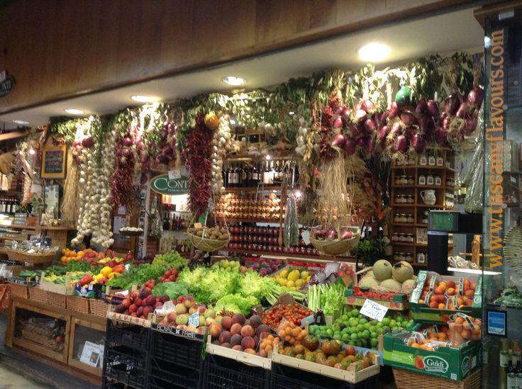 フィレンツェ中央市場(メルカート チェントラーレ)