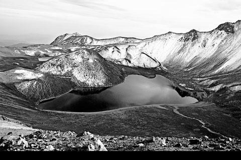 Nevado de Toluca, Estado de México / Francisco Estrada