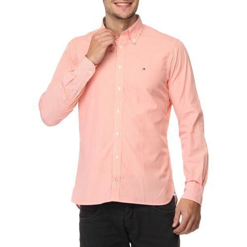 [Submarino] - Presente para o PAPI - Camisa Social Tommy Hilfiger Dex Stripes - R$139,99