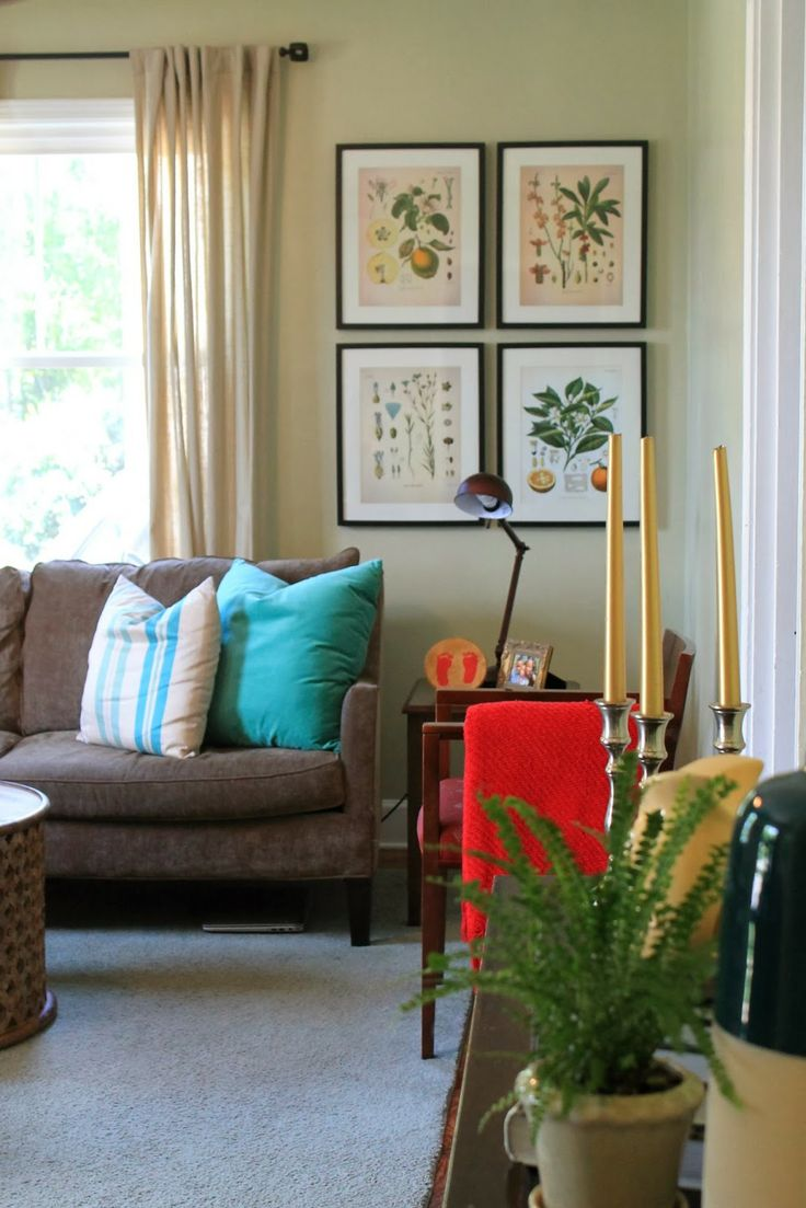 A Home Full Of Color Features:Darnetha @ Chippa Sunshine