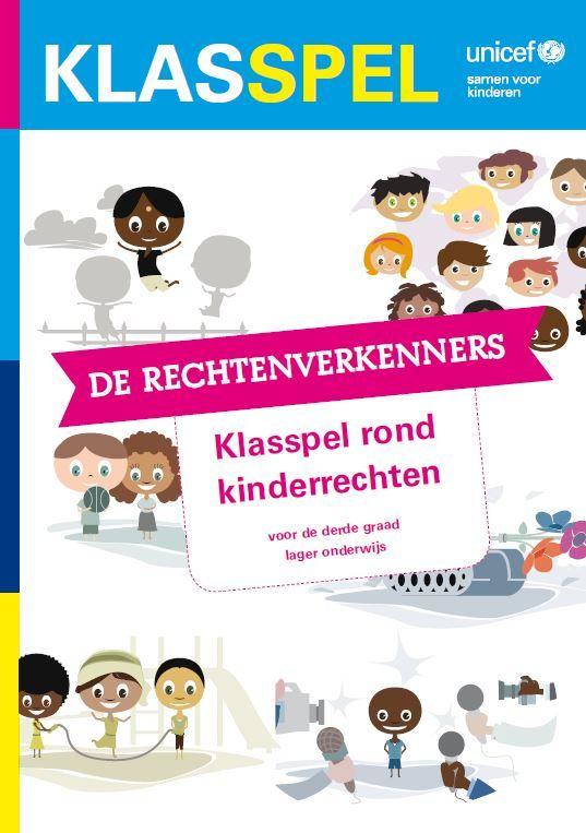 klasspel UNICEF België