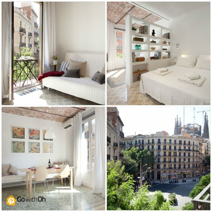 This Barcelona apartment has it all! Sagrada Família out the window ✔ Great Location ✔ Discounted until February ✔  gwo.is/bcn-sagrada-apt-g #GowithOh