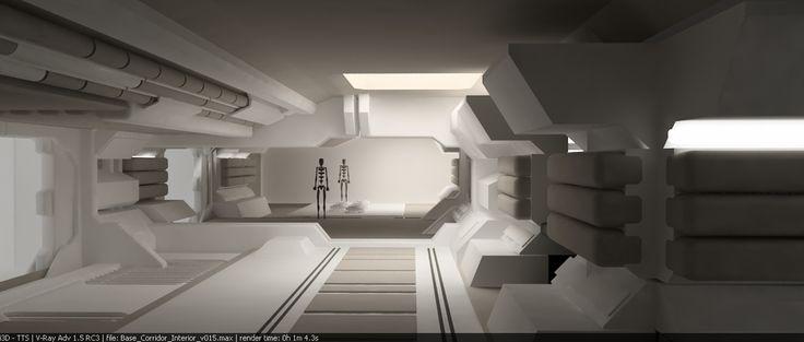 Sarang Interiors Modern Tropical Interior Design By: Sarang Base Interior Concept Art By Gavin Rothery