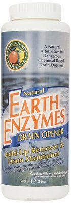 Earth Friendly Products Earth Enzymes Drain Opener, 32 oz