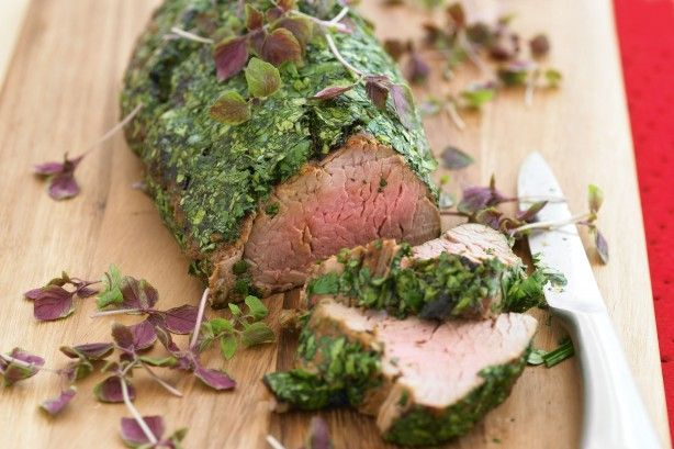 After a new take on roast? This beef fillet is a real crowd-pleaser!