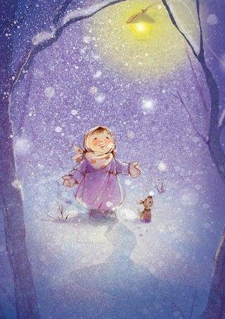 A Sneg Ydet (It`s Snowing)/Все товары - Фотофабрика - товары для посткроссинга: почтовые открытки, штампы, альбомы - ФотоФабрика