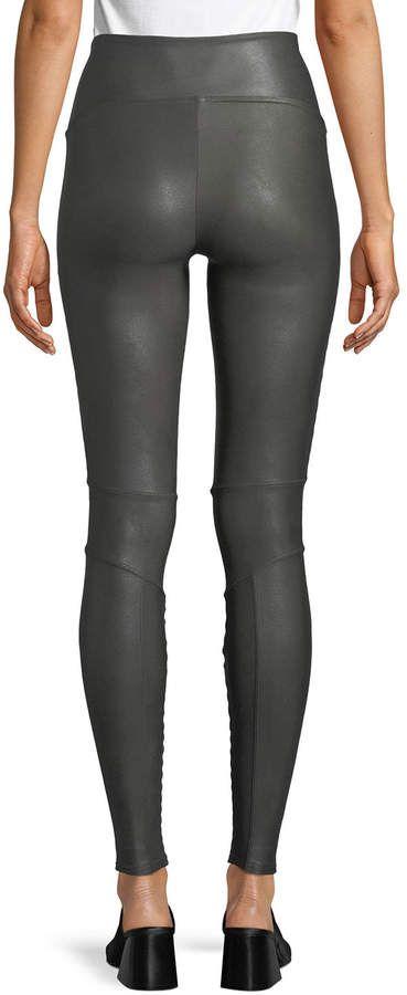 09bdb00b28062 Spanx Moto Faux-Leather Leggings #Moto#Spanx#Faux | Pantyhose ...