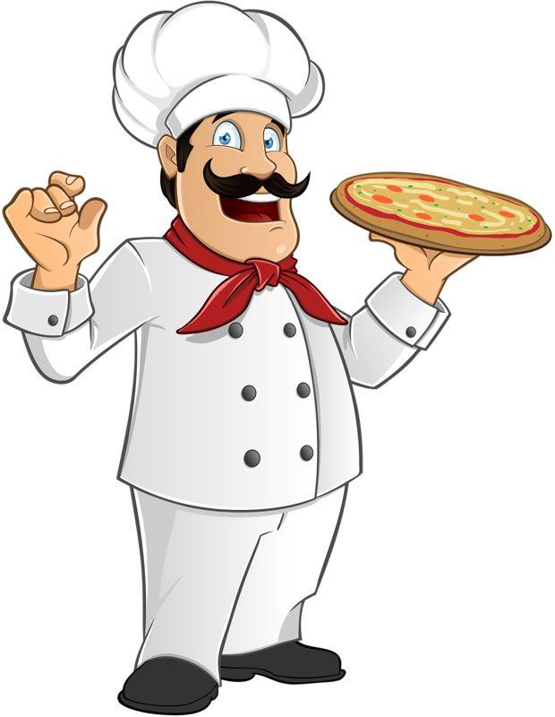 392 best Cartoon CHEFS..... images on Pinterest | Chefs ...