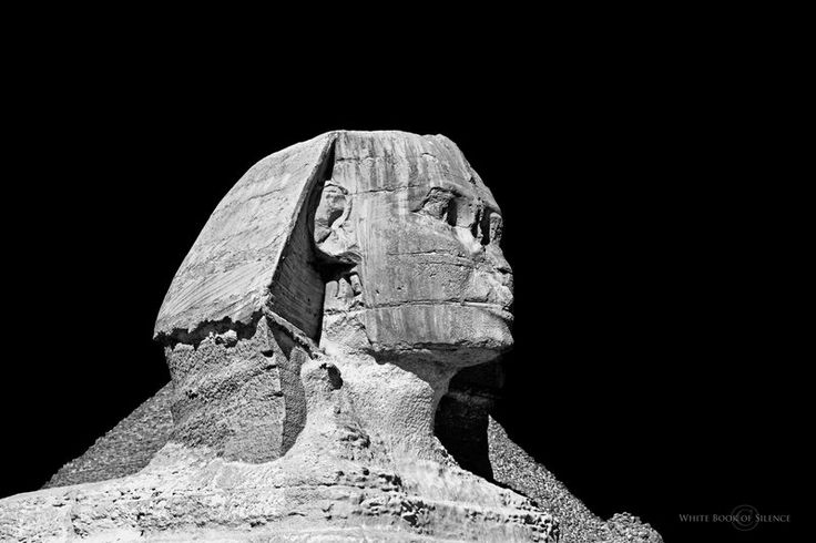 Great Sphinx of Giza II by WhiteBook.deviantart.com on @DeviantArt
