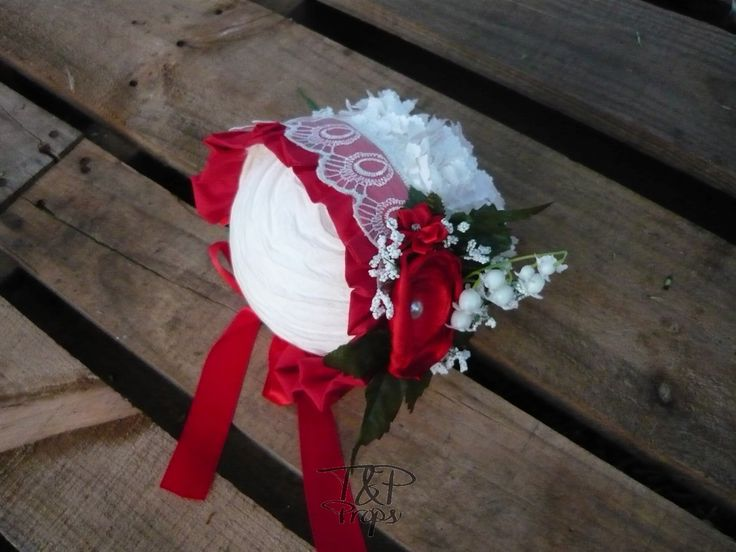Vintage Christmas Bonnet 2015 previously known as T&P Props