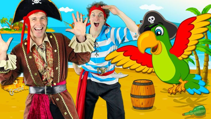 We are the Pirates - Kids Pirate Song | Songs for Children                                                                                                                                                      More