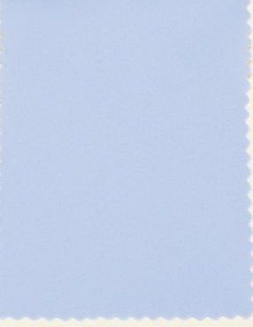 """David's Bridal """"ice blue"""". Solid color swatch for you."""