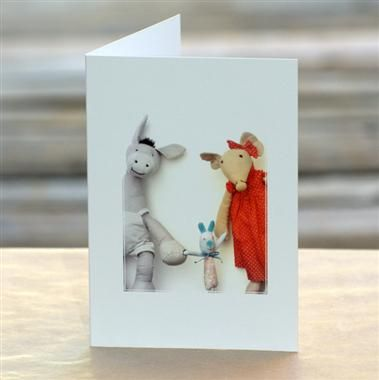 An Innocent Family Greeting Card AU$5.95