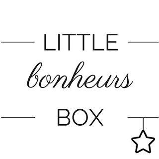 Logo Little bonheurs box étoile stars box de créatrice