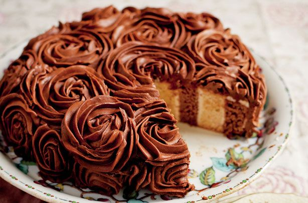 Coconut and chocolate is a winning combination when it comes to baking - so if you love both, then try out this delicious birthday cake recipe from Royal Wedding cake maker Fiona Cairns