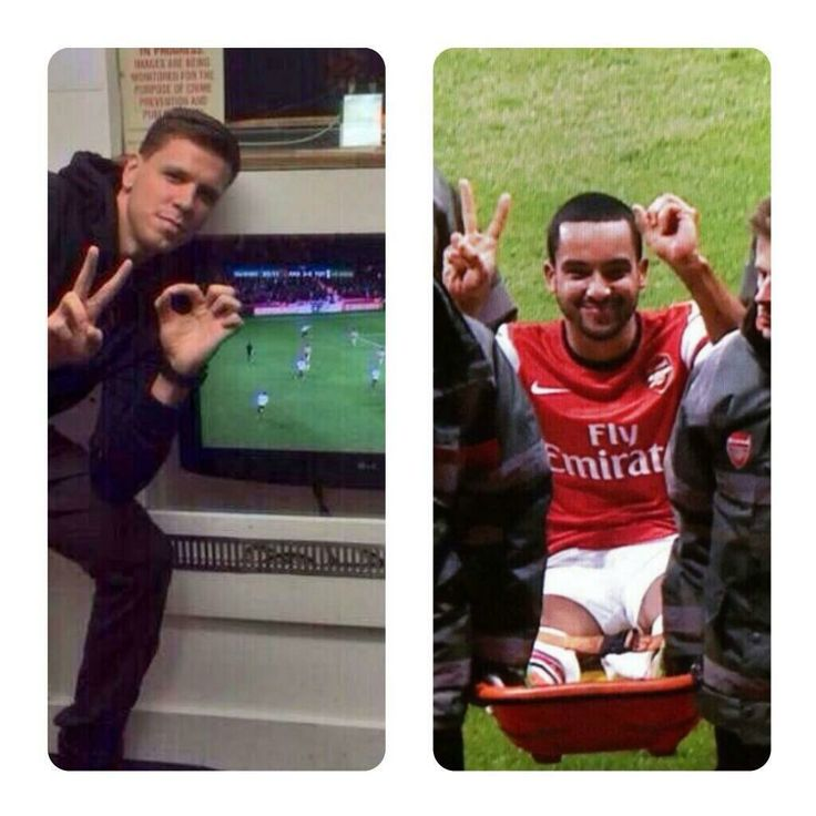 It Must Be 2-0 to the Arsenal.