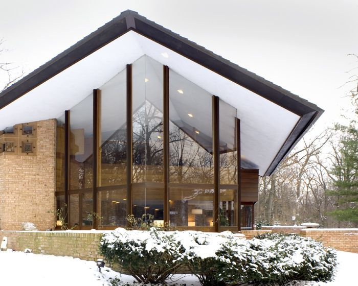 14 best flw glore house images on pinterest usonian for Architecture wright