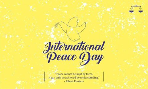 We all have the responsibility of bringing peace to the world. On the international peace day, Let us all pledge to do our bit to ensure peace around us. #harsimratkaurbadal #akalidal #foodprocessing