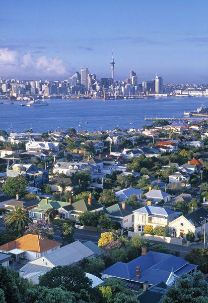 Devonport, Auckland, North Island, New Zealand .