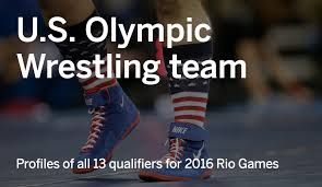 2016 USA Olympics wrestling team