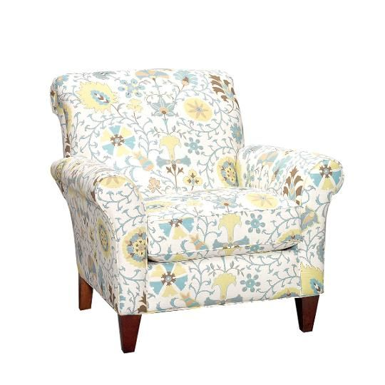 For the living room floral upholstered accent chair from rc wiley