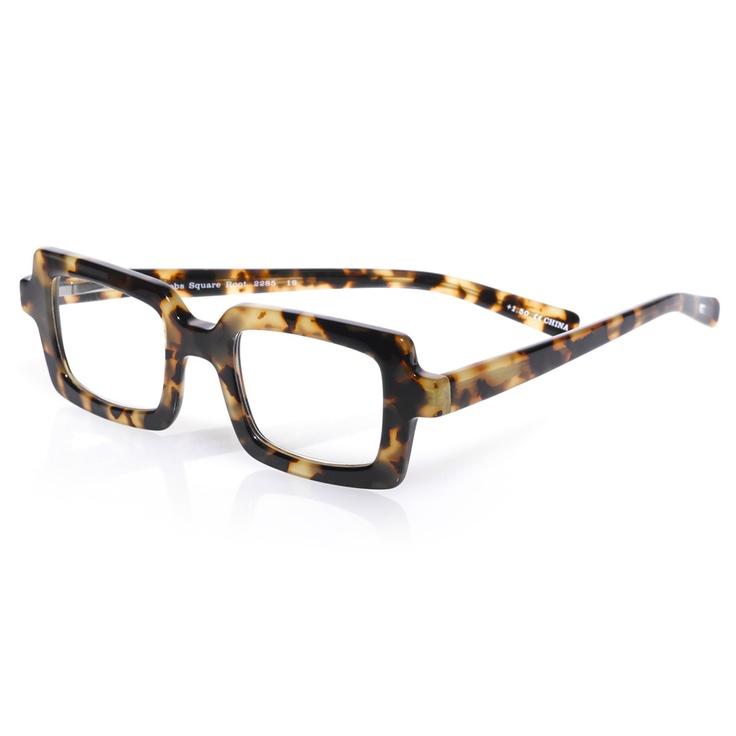 Square Root Glasses