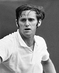 Tennis Player Roy Emerson