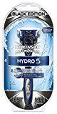 Wilkinson Sword Hydro 5 Black Edition Rasierer Rasierapparat mit 1 Klinge, 1 Stück