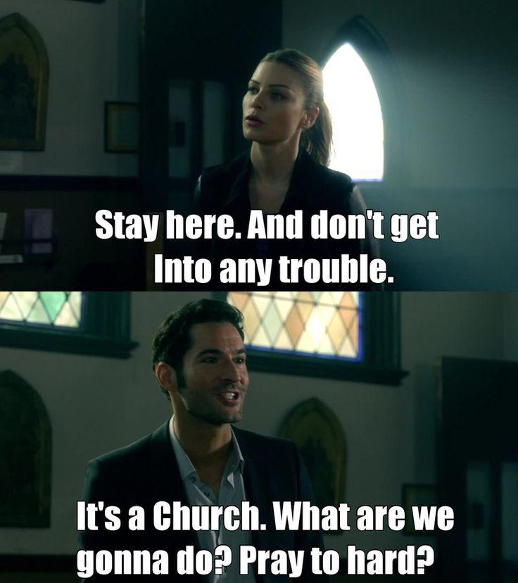 TVShow Time - Lucifer S01E09 - A Priest Walks into a Bar                                                                                                                                                                                 Mehr