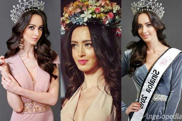 Patricia Vega crowned Nuestra Belleza Mundo Mexico 2015