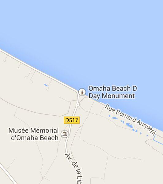 Les Braves Omaha Beach Memorial - Saint-Laurent-sur-Mer - TracesOfWar.com