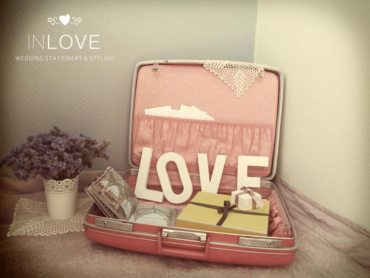 Travelling Bag for gifts | www.inlove.pt