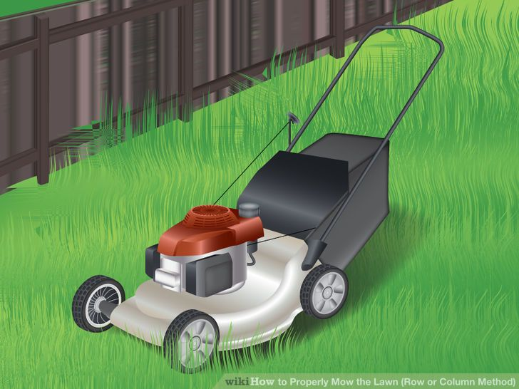 How to properly Mow the Lawn -- A nice mow makes any lawn look a lot better. Here is how to mow the lawn the right way.