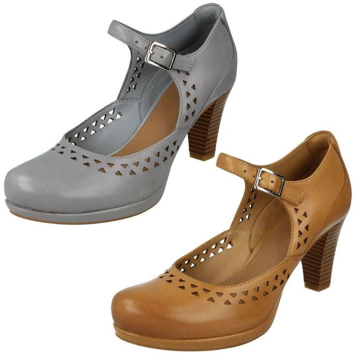 United Footwear - Ladies Clarks Smart Court Shoes Chorus Chime, �54.99 (http://united-footwear.co.uk/ladies-clarks-smart-court-shoes-chorus-chime/)