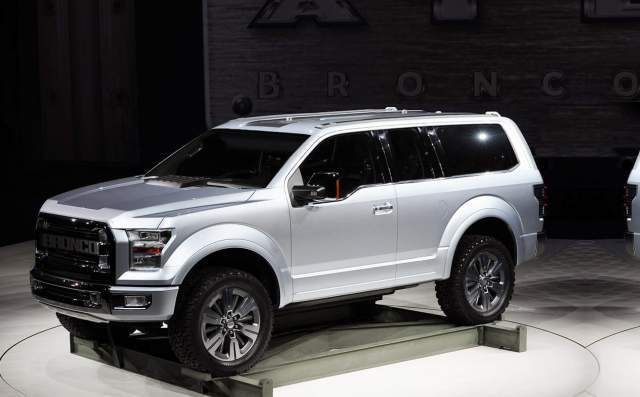 2020 Ford Bronco What To Expect From Suv Built In Michigan