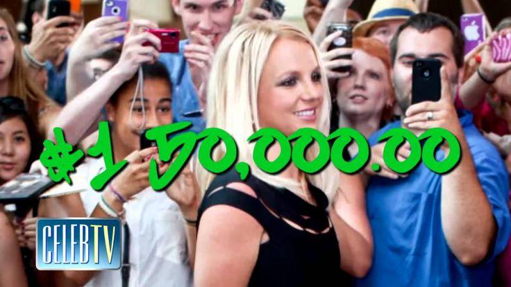 Britney Spears Crazy Wedding Diet