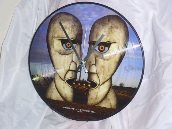 Pink Floyd  The Division Bell 12 Picture Disc Vinyl by RevampedUp