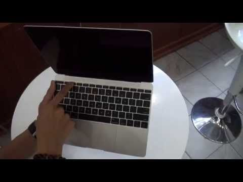 Nuevo MacBook de Apple: Unboxing en Vïdeo antes del Lanzamiento