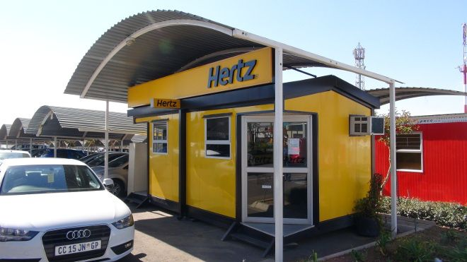 Hertz Car Rental at Lanseria Airport
