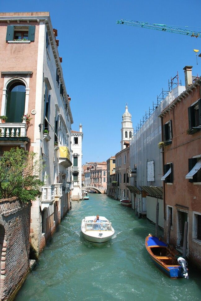 Wanna back to Venice