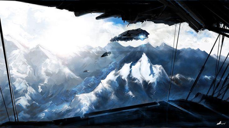 kavramı süresi: Mugiwara tarafından Uzay Gemileri