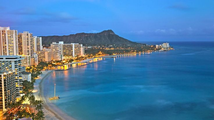 Sheraton Waikiki, Honolulu, Oahu, Hawaii | Nyhavn Rejser