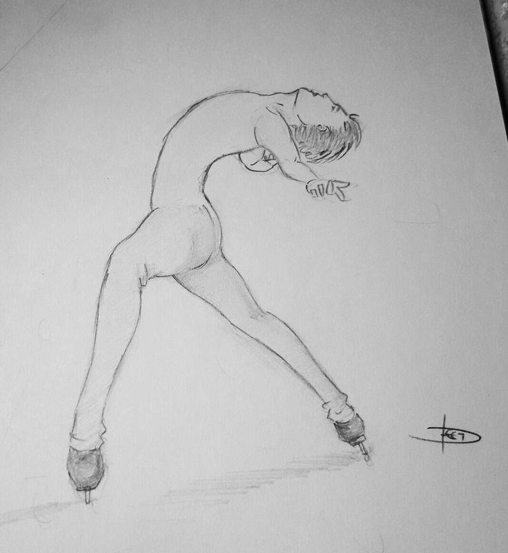 Inspired by Yuzuru Hanyu. -Persassy