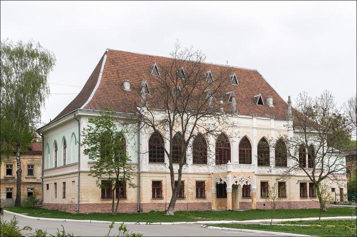 Pałac Dzieduszyckich.Lwów