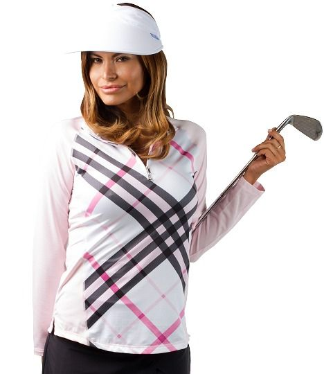 1000 images about sun protection ladies golf apparel on for Sun protection golf shirts