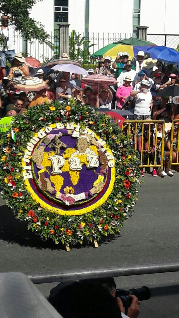 Feria de las flores Medellin