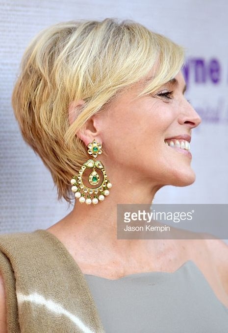 Short Haircut Http Www Gettyimages Com Au Detail News