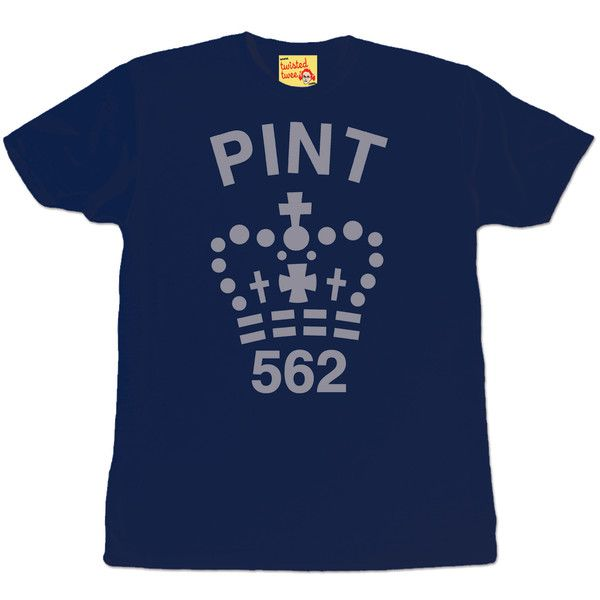 Pint t-shirt for dad